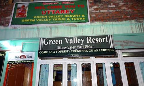 Green Valley Resort - Green Valley Treks and Tours